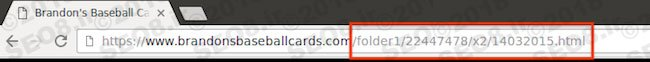 URL های ساده
